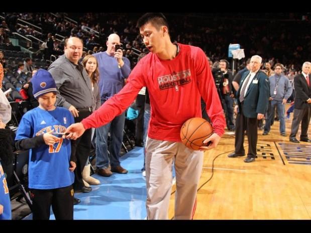 El regreso triunfal de Jeremy Lin a New York