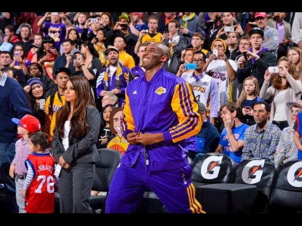 Los Lakers son sólo Kobe Bryant