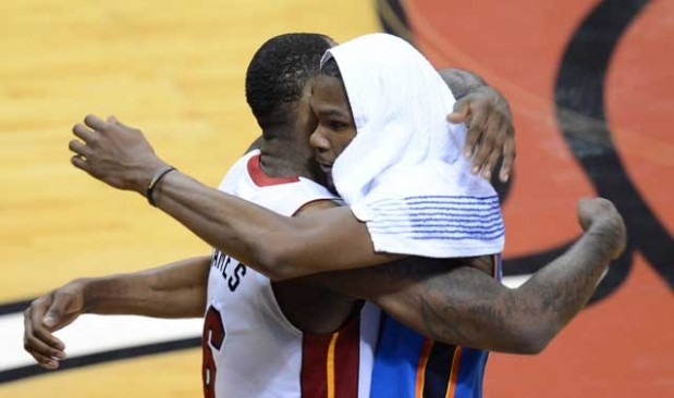 Kevin Durant: la explosión del jugador estrella en la NBA.