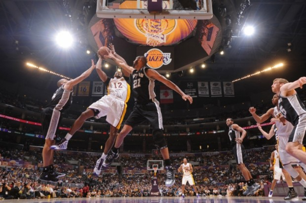 Los Angeles Lakers eliminados de los Playoffs de la NBA