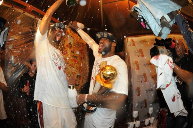 Miami Heat, campeón de la NBA 2012-13