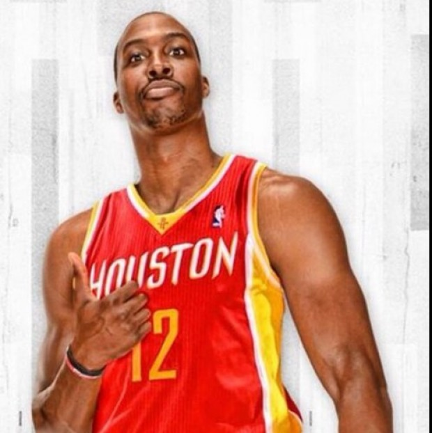 Dwight Howard deja Los Angeles y firma por Houston Rockets