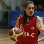 Chile logra tercer lugar en Sudamericano Femenino de basquetbol
