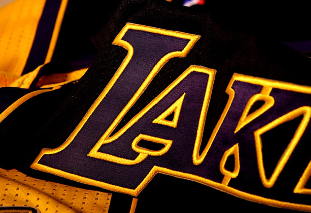 Nueva camiseta Lakers