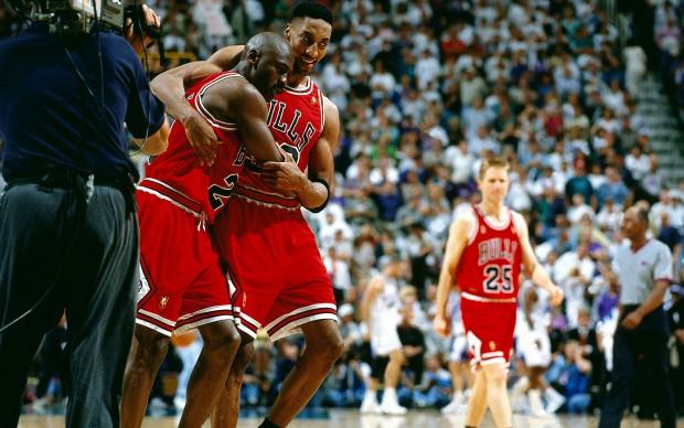Michael Jordan y el partido de la fiebre: el nacimiento de una leyenda
