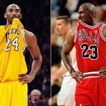 Michael Jordan vs Kobe Bryant: Videos con jugadas increíblemente iguales de dos grandes