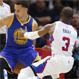 """Stephen Curry """"humilla"""" a Chris Paul: Los mejores memes de una jugada espectacular"""