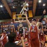 CD Valdivia campeón del básquetbol Chileno: Estas son las razones que los llevaron a lo más alto