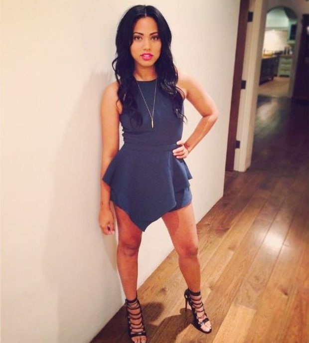Ayesha Curry, esposa de Stephen Curry