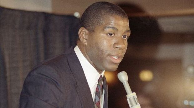 A 25 años de que Magic Johnson anunciara que era portador del VIH