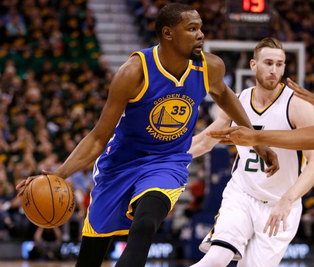 Golden State Warriors barren con Utah Jazz y avanzan a las finales de Conferencia en la NBA