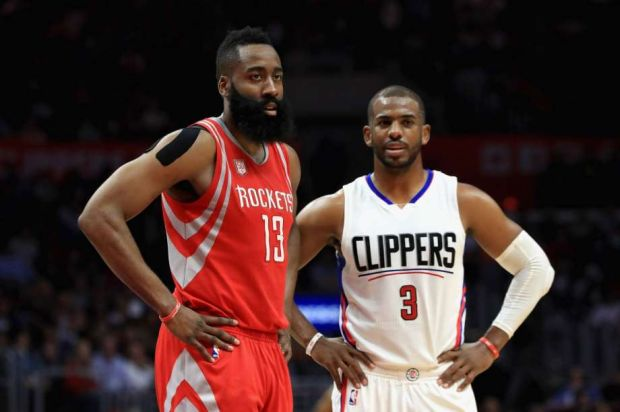 Gran traspaso en la NBA: Chris Paul jugará en los Rockets con James Harden