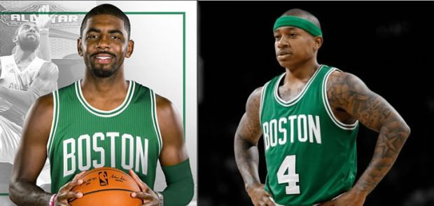 Sorpresa en la NBA: Kyrie Irving es traspasado a Boston Celtics por Isaiah Thomas