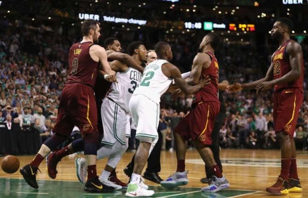 Boston Celtics dominan a un bestial Lebron James en las finales del Este en la NBA