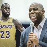 Lebron James reconoció su molestia ante la renuncia de Magic Johnson a los Lakers