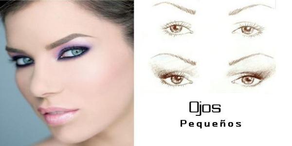 Maquillaje de Ojos Pequenos Ojos Peque os