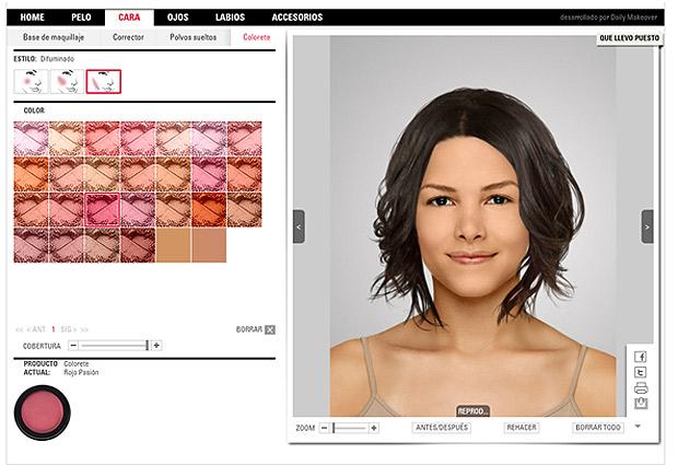 cambio look virtual