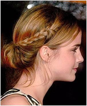 Peinados de fiesta inspirados en las famosas aprende a - Ver peinados de fiesta paso a paso ...