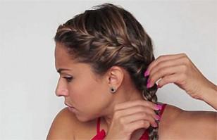 peinados con trenzas aprende a hacerlos de forma fcil paso a paso ii belleza