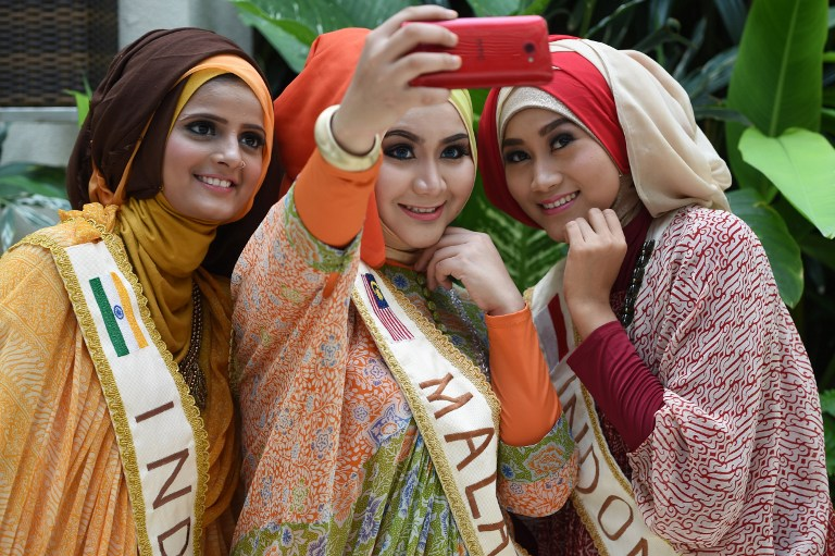Miss World Muslimah