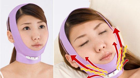 Los calabacines que es útil la máscara para la persona