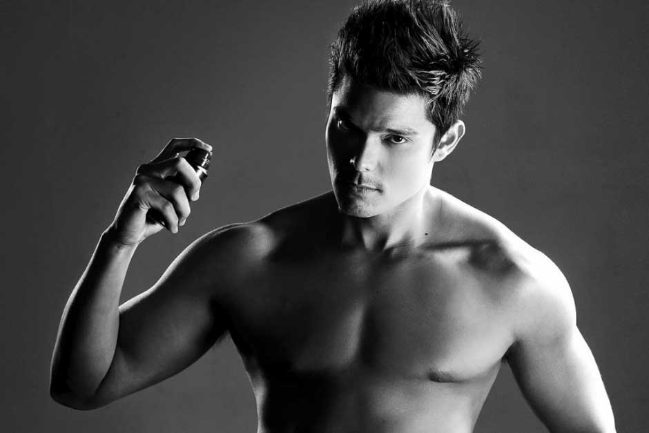 El actor filipinoDingdong Dantes