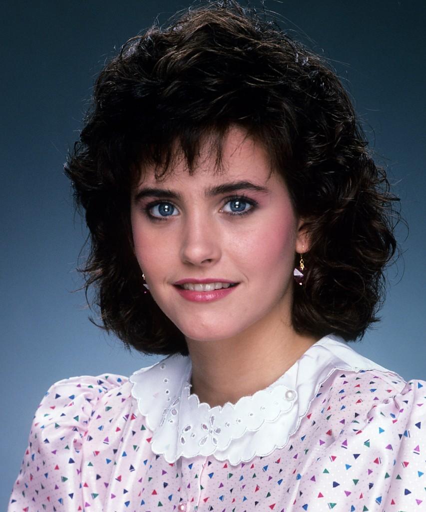 Courteney Cox 1983