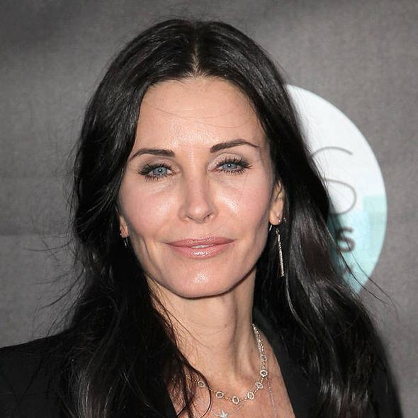 Courteney Cox 2013 2