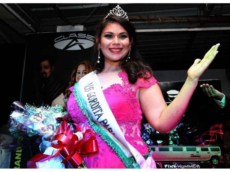 Miss Gordita Paraguay 2015