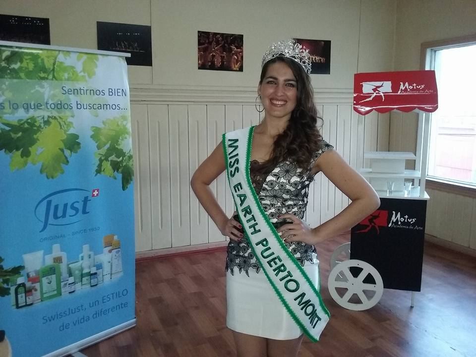 miss earth Puerto montt 2015 2