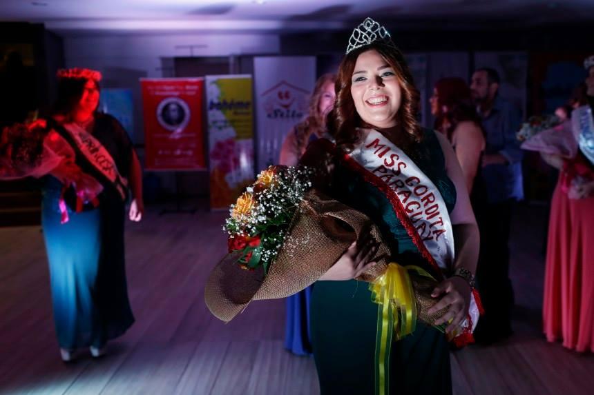 Miss Gordita Paraguay 2016: conoce a la ganadora del certamen de belleza contra la discriminación