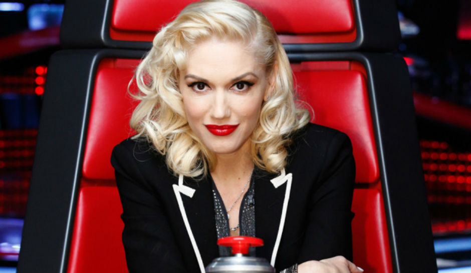 Gwen Stefani en The Voice