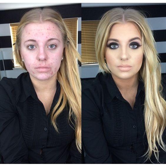 c70c26d833 Estas fotos demuestran que no hay mujeres feas sino mal arregladas ...