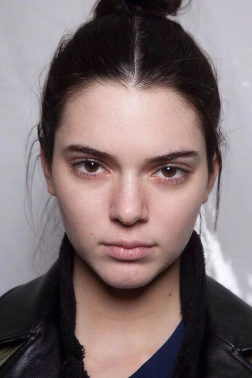 Kendall-Jenner-sin maquillaje