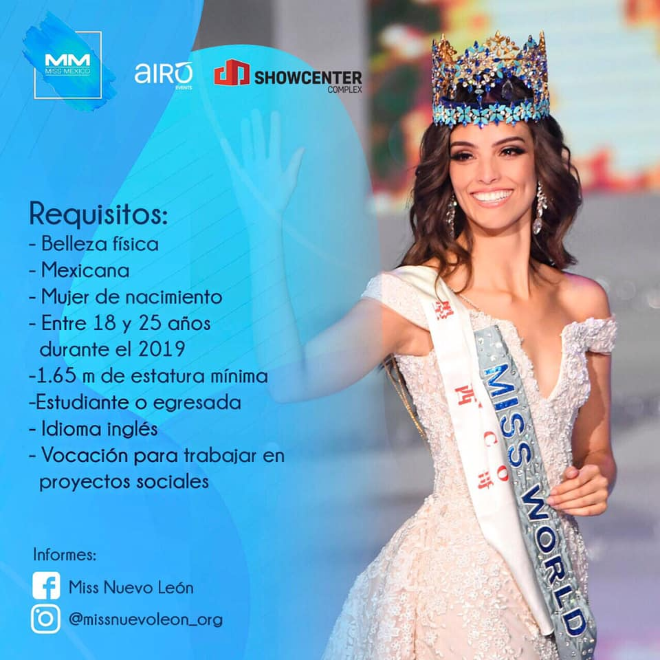 Miss Ecuador 2020 Miss-nueva-leon-mexico-requisitos-candidatas