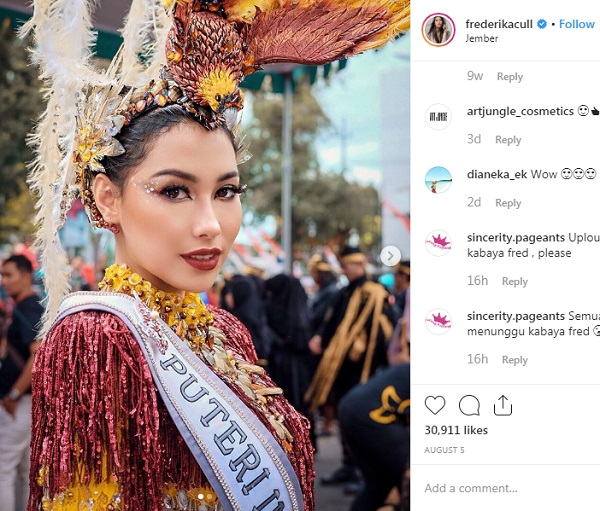 miss universe 2019 top 10 indonesia