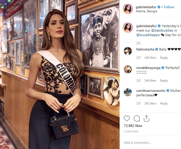 miss universo 2019 favoritas colombia