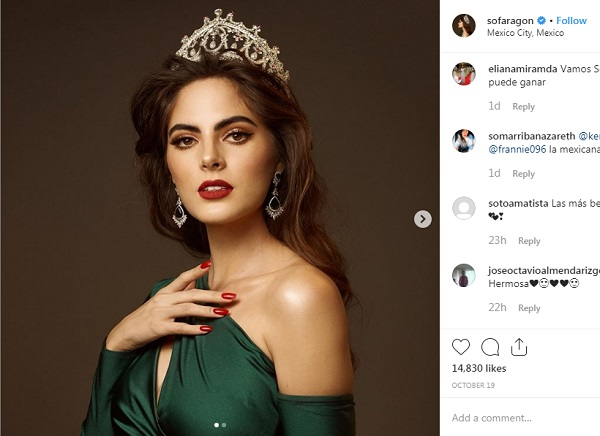 miss universo 2019 favoritas mexico
