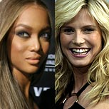 Heidi Klum vs Tyra Banks, ¿cuál es la mejor supermodelo?