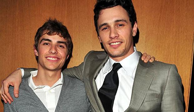 ¿Cuánto mide James Franco? - Altura - Real height Hermanos-famosos-franco
