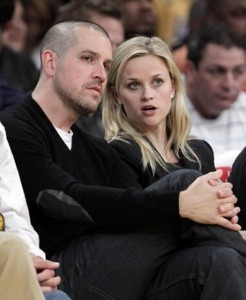 Reese Witherspoon junto a Jim Toth