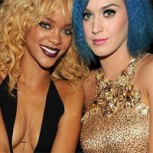Rihanna y Katy Perry: Encendido chat por visita a club stripper