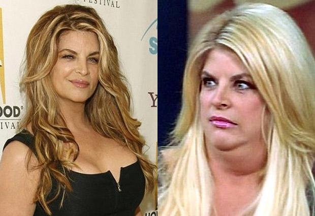 10 famosas que han vivido cambios de peso impactantes
