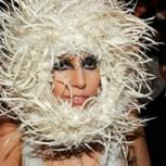 Los 10 vestidos más extravagantes de Lady Gaga