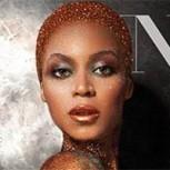 Beyoncé: Fotos desnuda sólo cubierta con brillantina causan revuelo