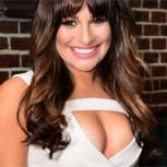 Lea Michele prepara su primer video clip: Adelanto de lo que viene