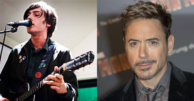 Hijo de Robert Downey Jr
