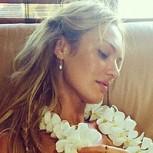 Modelo Candice Swanepoel revolucionó Hawaii con fotos para Victoria's Secret