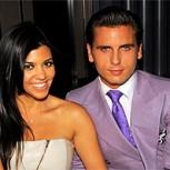 Escándalo en el clan Kardashian: Kourtney se separa tras un mes de farra de Scott Disick