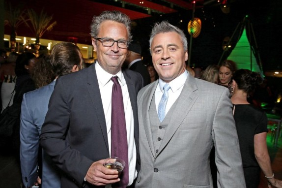 matt leblanc y matthew perry